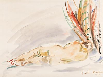 Artist: Emile Othon Friesz, French, 1879-1949