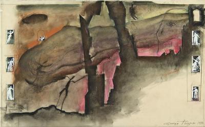 Artist: George Tsypin, American, born Russia (now Kazakhstan), 1954