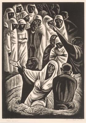 Artist: Howard Cook, American, 1901-1980