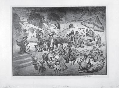 """Artist: George Overbury """"Pop"""" Hart, American, 1868-1933"""