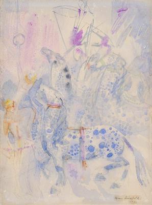 Artist: Boris Anisfeld, American, born Russia (now Moldova), 1879-1973