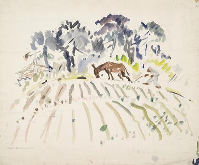 Artist: Anne Goldthwaite, American, 1869-1944