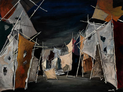 Artist: Georges Wakhévitch, French, born Russia, 1907-1984