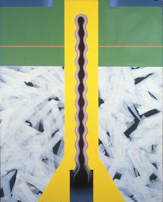 Artist: Pat Colville, American, born 1931