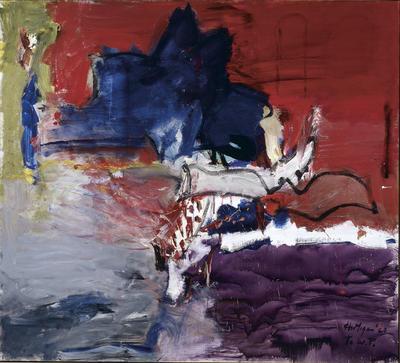 Artist: Grace Hartigan, American, 1922-2008