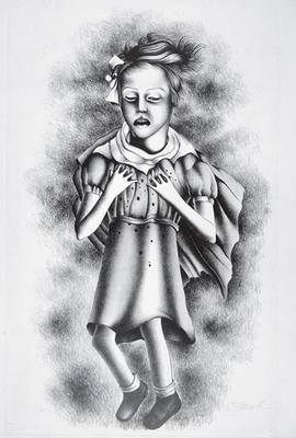Artist: Francisco Dosamantes, Mexican, 1911-1986