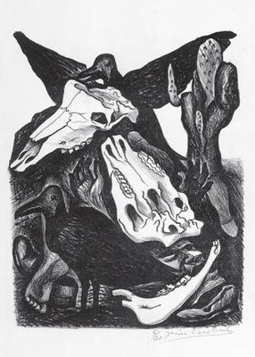 Artist: Jesús Escobedo, Mexican, 1918-1978