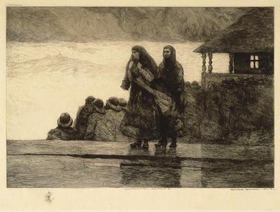 Artist: Winslow Homer, American, 1836-1910