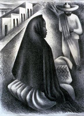 Artist: Miguel Covarrubias, Mexican, 1904-1957