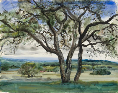 Artist: William Dean Fausett, American, 1913-1998