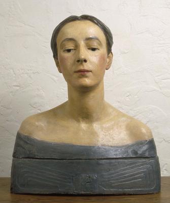 Bust of Marion Koogler McNay