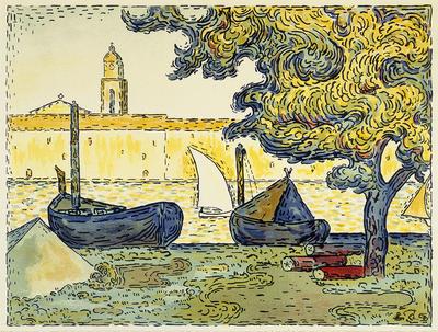 Artist: Paul Signac, French, 1863-1935