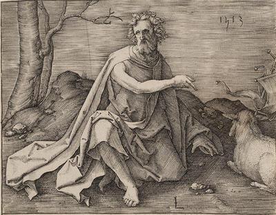 Artist: Lucas van Leyden, Netherlandish, 1494-1533