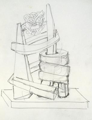 Artist: Seymour Lipton, American, 1903-1986
