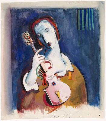 Artist: Theodore Roszak, American, born Prussia (now Poland), 1907-1981