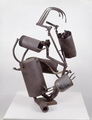 Artist: Richard Stankiewicz, American, 1922-1983