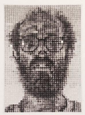 Artist: Chuck Close, American, 1940-2021