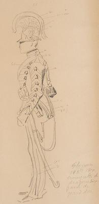 Artist: Denis Auguste Marie Raffet, French, 1804-1860