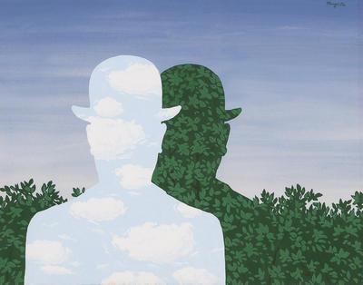 Artist: René Magritte, Belgian, 1898-1967
