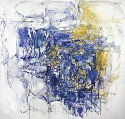 Artist: Joan Mitchell, American, 1925-1992