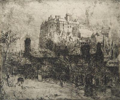 Artist: James McBey, British, 1883-1959