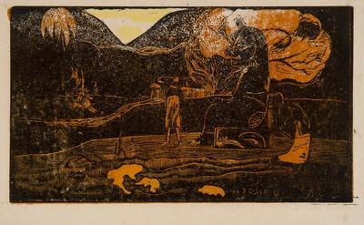 Artist: Paul Gauguin, French, 1848-1903