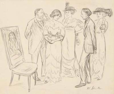 Artist: William Glackens, American, 1870-1938