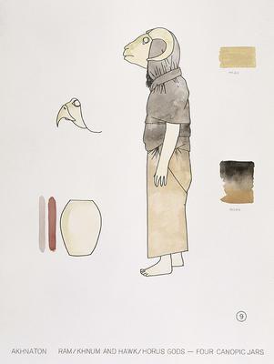 Artist: Robert Israel, American, born 1939