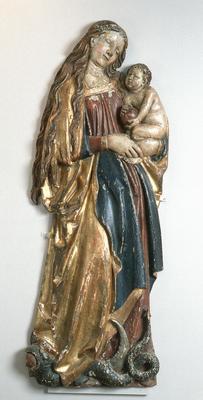 Madonna and Child of the Apocalypse