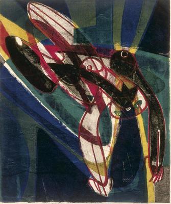Artist: Stanley William Hayter, British, 1901-1988
