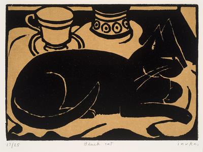 Artist: Kyohei Inukai, American, 1913-1985