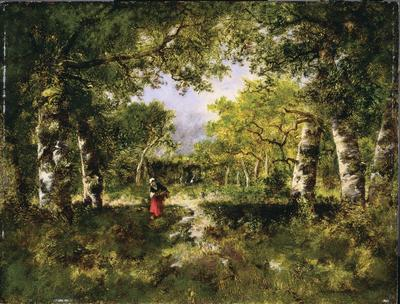 Artist: Narcisse-Virgile Diaz de la Peña, French, 1807-1876