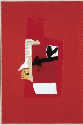 Artist: Robert Motherwell, American, 1915-1991