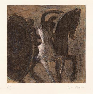 Artist: Christopher LeBrun, British, born 1951