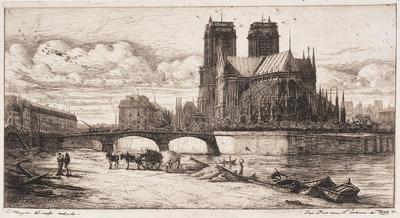 Artist: Charles Méryon, French, 1821-1868
