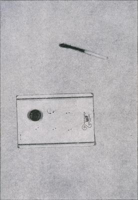 Untitled; Kent Rush; American, born 1948; 1997.6