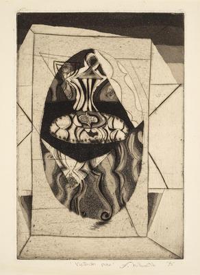 Artist: Fannie Hillsmith, American, 1911-2007