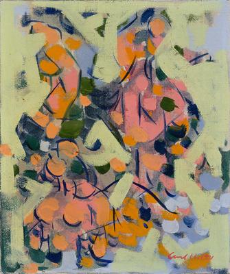 Artist: Carl Holty, American, born Germany, 1900-1973