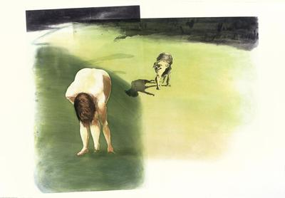 Artist: Eric Fischl, American, born 1948