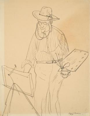 Artist: Peggy Bacon, American, 1895-1987