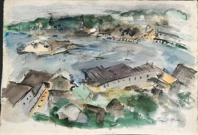 Artist: Mark Rothko, American, born Russia (now Latvia), 1903-1970