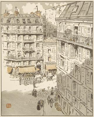 Artist: Henri Rivière, French, 1864-1951