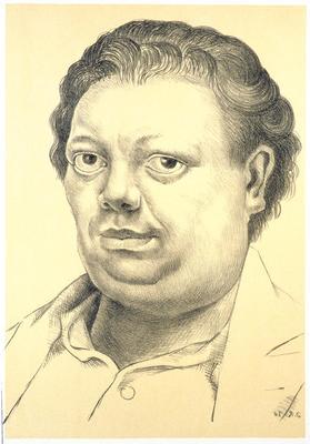 Artist: Diego Rivera, Mexican, 1886-1957