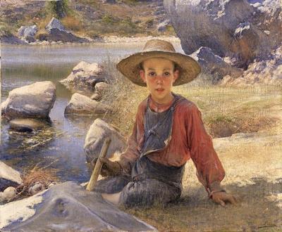 Artist: Jose Arpa Perea, Spanish, 1858-1952
