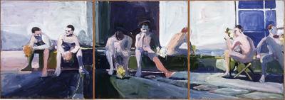 Artist: Paul Wonner, American, 1920-2008
