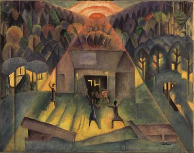 Artist: William Zorach, American, born Russia (now Lithuania), 1887-1966