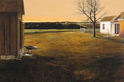 Artist: Carl Rice Embrey, American, born 1938