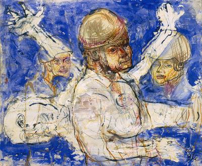 Artist: Ben Culwell, American, 1918-1992