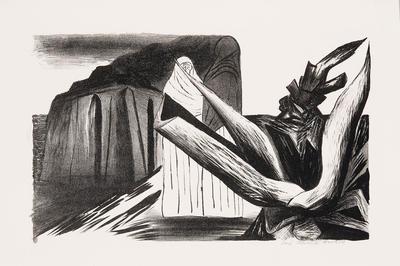 Artist: José Clemente Orozco, Mexican, 1883-1949