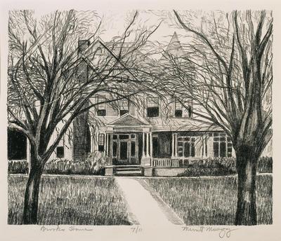 Artist: Merritt Mauzey, American, 1897-1973